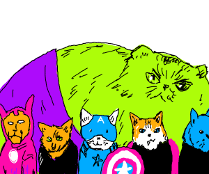 The Cat-vengers