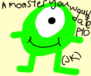 A monster you would date PIO