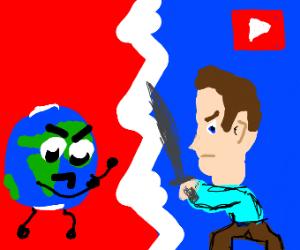 The world VS Jacksfilms