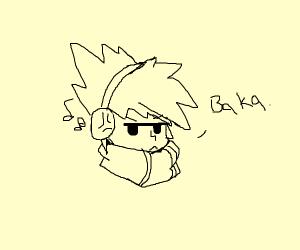 Kawaii Anime boy - Baka