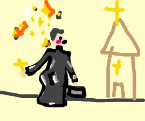 Sparkling Priest