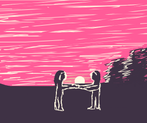 Meeting your lover under the sun