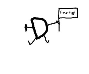 Drawception Offers Free Hugs