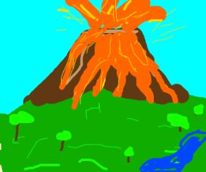 Valcano