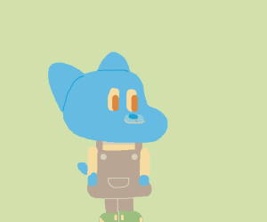 Young Gumball