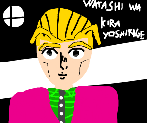 Kira for smash bros
