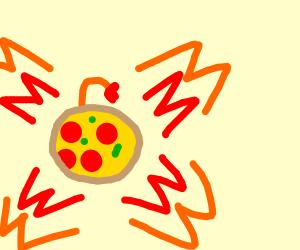 Pizza is Da Bomb