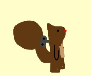 wind up squirrel