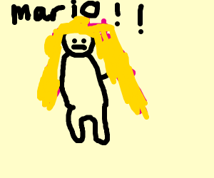 Peach S Castle Drawception