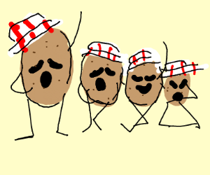 potato acapella group
