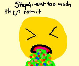 Step 3: Feed me