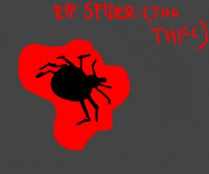 rip spider