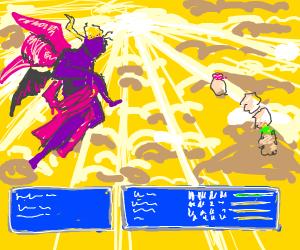 RPG Boss Battle
