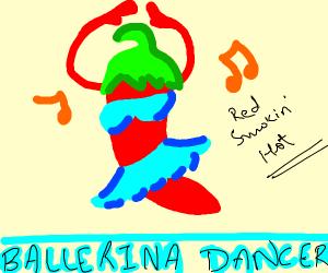 Pepper Dancer