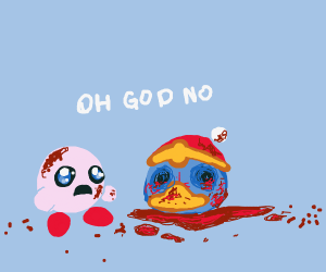 kirb Vs DeaDeaDead