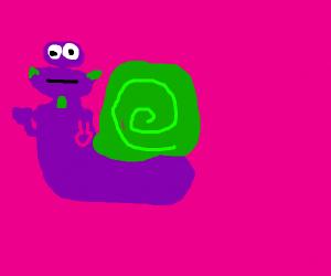 Escargoon (Kirby anime)