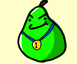 Victorious Pear