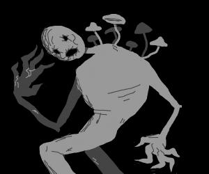 Creepy dude