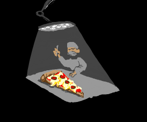 Pizza surgery