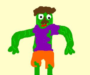 The hulk old
