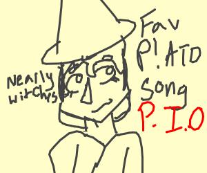 Favorite P!ATD song PIO(Mine's Casual Affair)