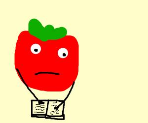 Tomato reading
