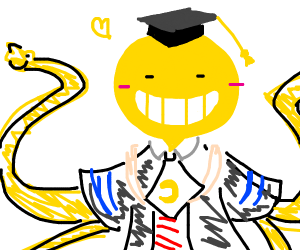 Graduate octopus