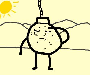 Sweaty Bomb
