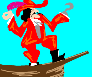 Fabulous Capttain Hook