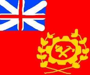 Communist england