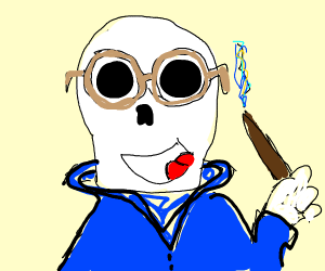 Sans Potter and the Tale of Under