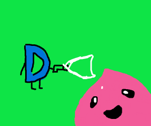 D is a slime rancher (slime rancher)