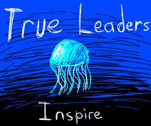 Inspirational Jellyfish