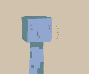 nervous creeper