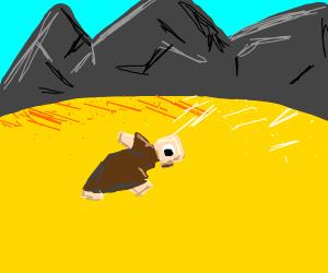 Villager Naruto Running