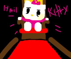 King kitty