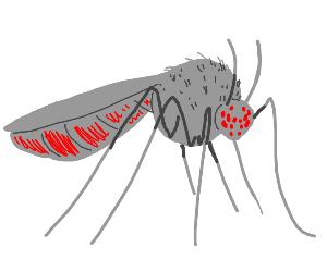 Nightmare Mosquito