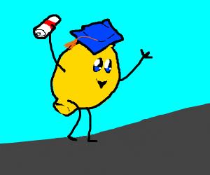Graduating lemon