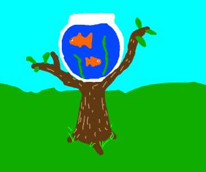 fishbowl tree