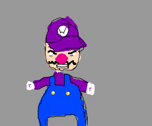 Wario And Waluigi Mutation