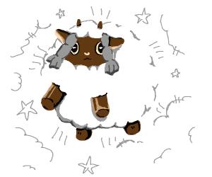 That new sheep pokemon