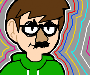 edd from eddsworld in a disguise