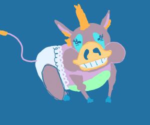 That one anime donkey