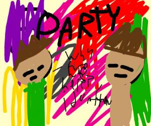 BROCK PARTY