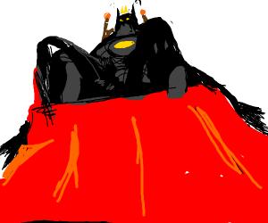 All hail king batman