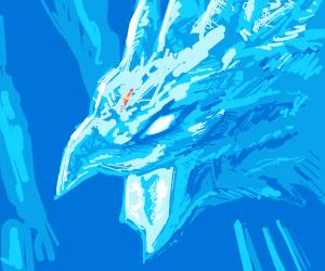 Epic ice bird