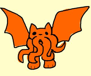 CatThulhu (cat Cthulhu)