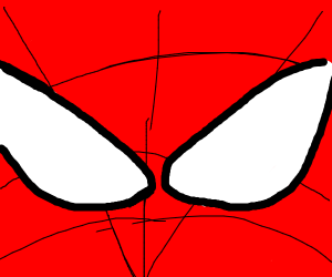 """""""I WANT A DRAWING OF SPIDERMAN!"""""""