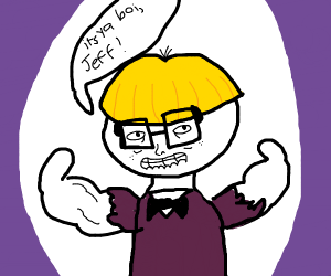 Jeff from Earthbound!!