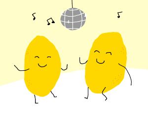 Lemons at the disco
